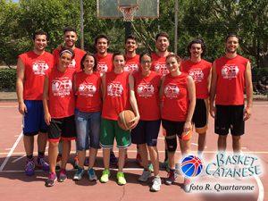 Medicina, terzo posto al torneo di basket (foto R. Quartarone)