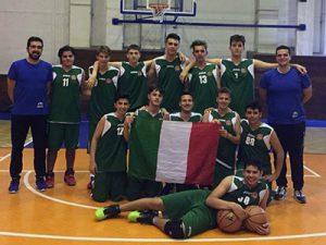 U-16 Costanzo, Lanzafame, Mauro, Renna, Attanasio, Formica, Baldacci, Gemmellaro, Frazzetto, Anastasi, Guglielmino, Scevola, all. Calabrese e Caltabiano.