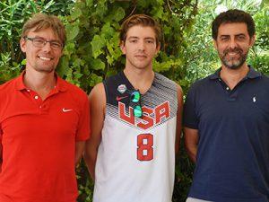 Andrea Bianca, Cristiano Ferrara, Nico Torrisi