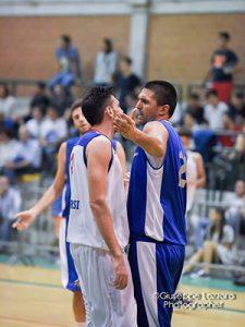 La sfida finale tra Bonaccorsi e Ilic (foto G. Lazzara)