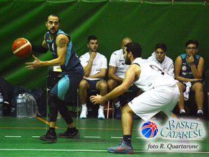 Dario Sortino attacca Dario Bascetta (foto R. Quartarone)
