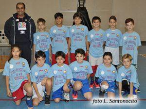 La selezione catanese al 3c3 Sprint (foto L. Santonocito)